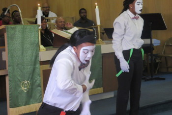 MIME campus ministry