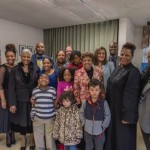 Watkins Family at Dedication