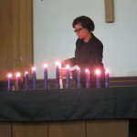 Maundy Thursday Candles