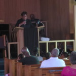 Pastor Moffett on Good Friday